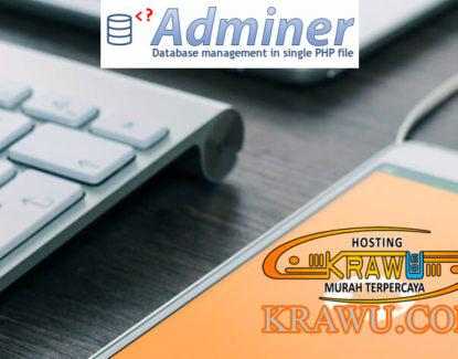 adminer tool pengelolaan database 415x325 » Kelebihan Adminer sebagai Database Manager yang Mudah dalam Penggunaan