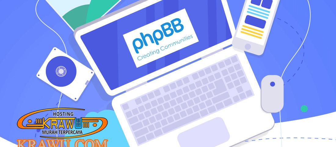 cms untuk membangun website forum bulletin board phpbb 1100x480 » Mengenal CMS Diskusi Online phpBB Dan Cara Installnya di Localhost