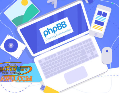 cms untuk membangun website forum bulletin board phpbb 415x325 » Mengenal CMS Diskusi Online phpBB Dan Cara Installnya di Localhost