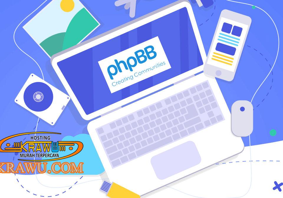 cms untuk membangun website forum bulletin board phpbb 960x671 » Mengenal CMS Diskusi Online phpBB Dan Cara Installnya di Localhost