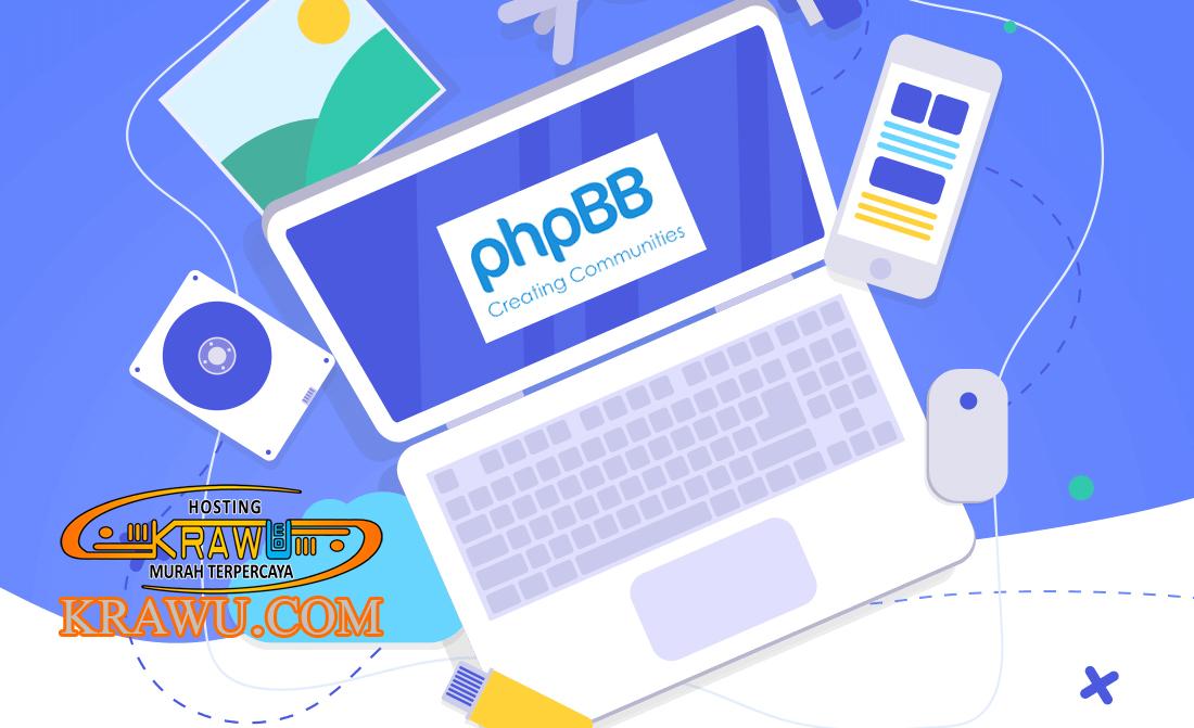 cms untuk membangun website forum bulletin board phpbb » Mengenal CMS Diskusi Online phpBB Dan Cara Installnya di Localhost