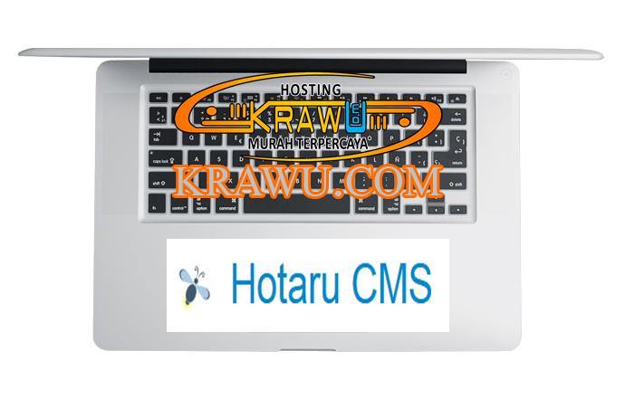 fitur hotaru cms » Panduan Cara Mudah Menginstall Hotaru CMS Melalui Cpanel dengan Softaculous