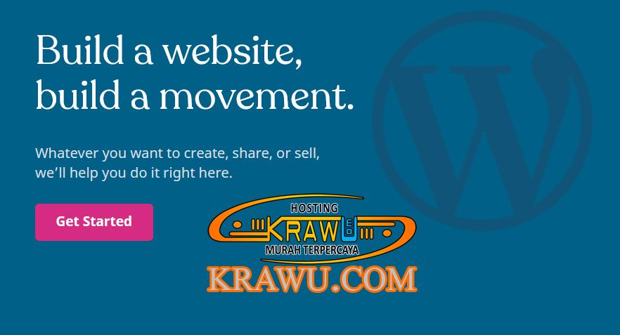 panduan ngeblog wordpress gratis » Panduan Membuat Blog dengan Wordpress secara Gratis